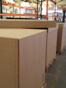 conteneur isotherme en carton